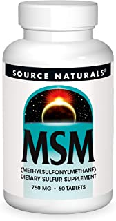 SOURCE NATURALS Magnesium Ascorbate 1000 Mg Tablet, 120 Count