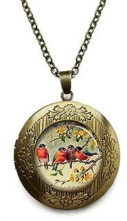 Best robin bird necklace Reviews