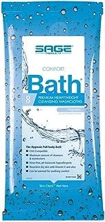 Sage - 7900 - Comfort Bath Cleansing Washcloths