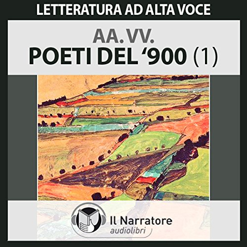 Poeti del '900 audiobook cover art