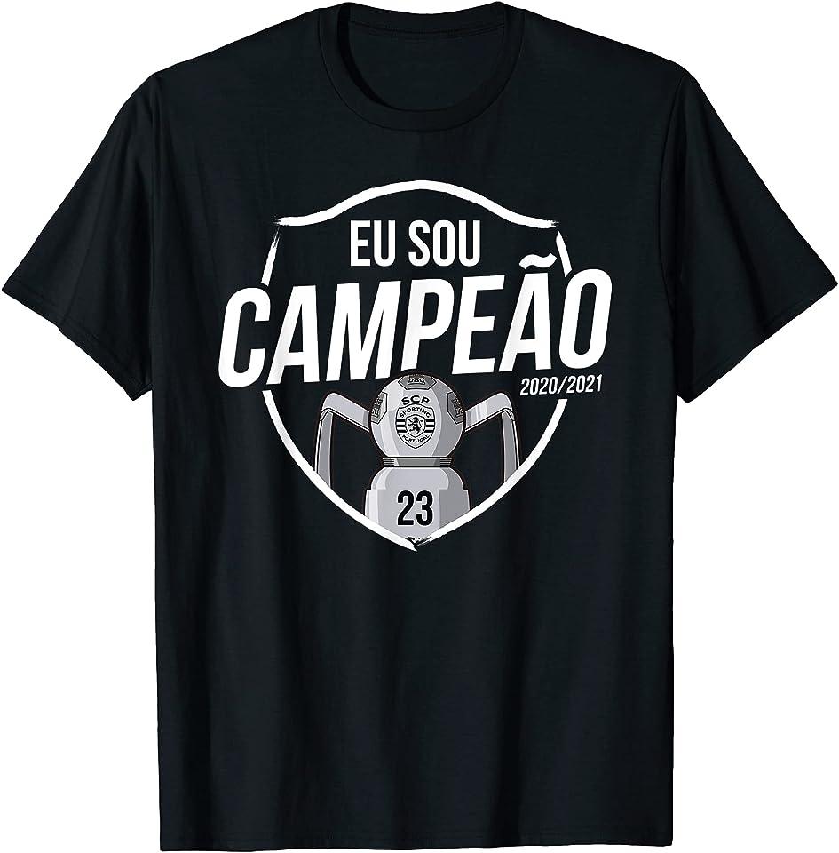 SCP Champion 2020/2021 T-Shirt