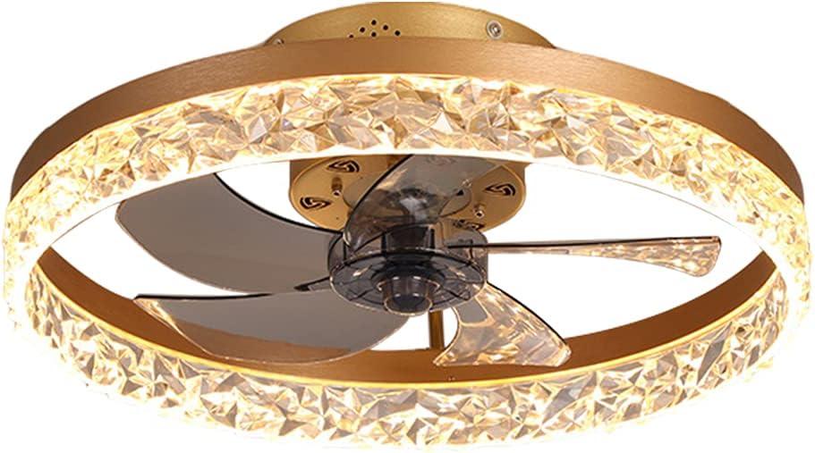Prettyia Modern Ceiling OFFer Fan with Air Lights SALENEW very popular Vintage