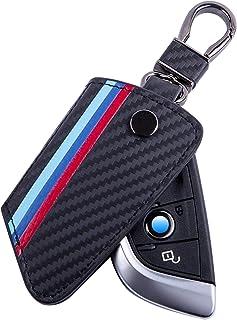 حامل مفاتيح سيارة متوافق مع سيارة بي ام دبيلو اكس 1 اكس 5 اكس 6 اصدار 7 من جيه كوفر