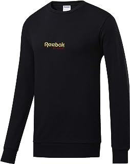 Reebok Unisex Classic Gold Crewneck Crew Neck Sweatshirt