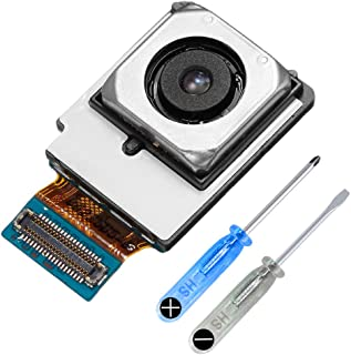 MMOBIEL Repuesto Cámara Principal Trasera Compatible con Samsung S7 G930 Series de 12 megapíxeles (cámara del Reverso o Posterior) con autoenfoque Flash LED Incl 2X Destornilladores
