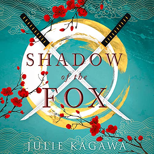 Shadow of the Fox Audiobook By Julie Kagawa cover art