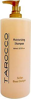 Baronessa Cali Tarocco Sicilian Blood Oranges Moisturizing Shampoo for Shiny and Manageable Hair - 22.5 Ounces