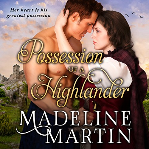 Possession of a Highlander audiobook cover art