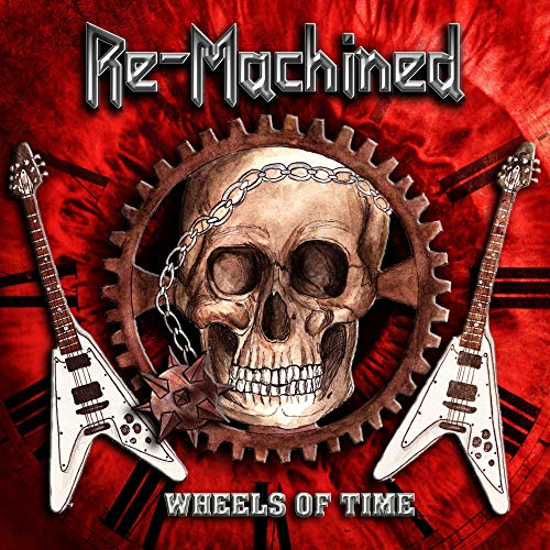 Re-Machined: Wheels of Time (Audio CD)