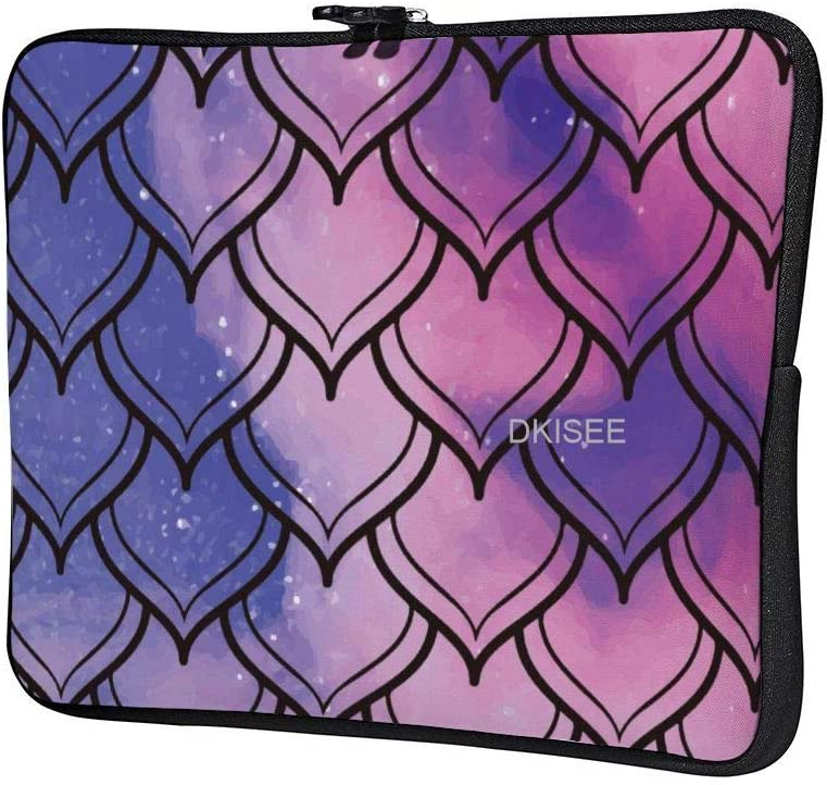 DKISEE Octopus Hand Drawn Laptop Sleeve for Women Men Compatible with 17 Inch MacBook Air//MacBook Pro Notebook Two-Way Zippers Laptop Carrying Bag Case Cover SDS328