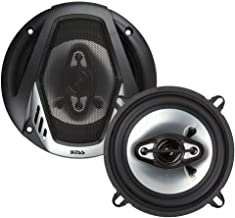 $21 » BOSS Audio Systems NX524 300 Watt Per Pair, 5.25 Inch, Full Range, 4 Way Car Speakers, Sold in Pairs (Renewed)