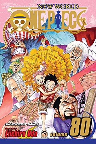 One Piece, Vol. 80, 80: Opening Speech
