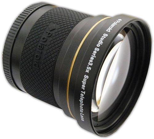 high quality Polaroid Studio Series sale 2021 3.5x HD Super Telephoto Lens 58mm sale