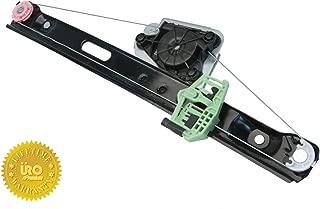 URO Parts 51357140590PRM Window Regulator, Premium Ball Bearing Regulator, Rear Right, without Motor