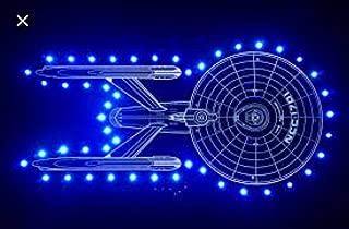 Shields Up/Down Effects LED/Sound Board Kit for Polar Lights Star Trek Enterprise NCC-1701 Refit/A Model