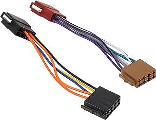 BESPORTBLE 1 par Auto Car Cablagem Áudio Do Carro Cd Player de Áudio Adaptador De Cabo de Alimentação