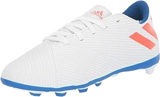 adidas Unisex-Kid's Nemeziz Messi 19.4 Firm Ground J Soccer Shoe