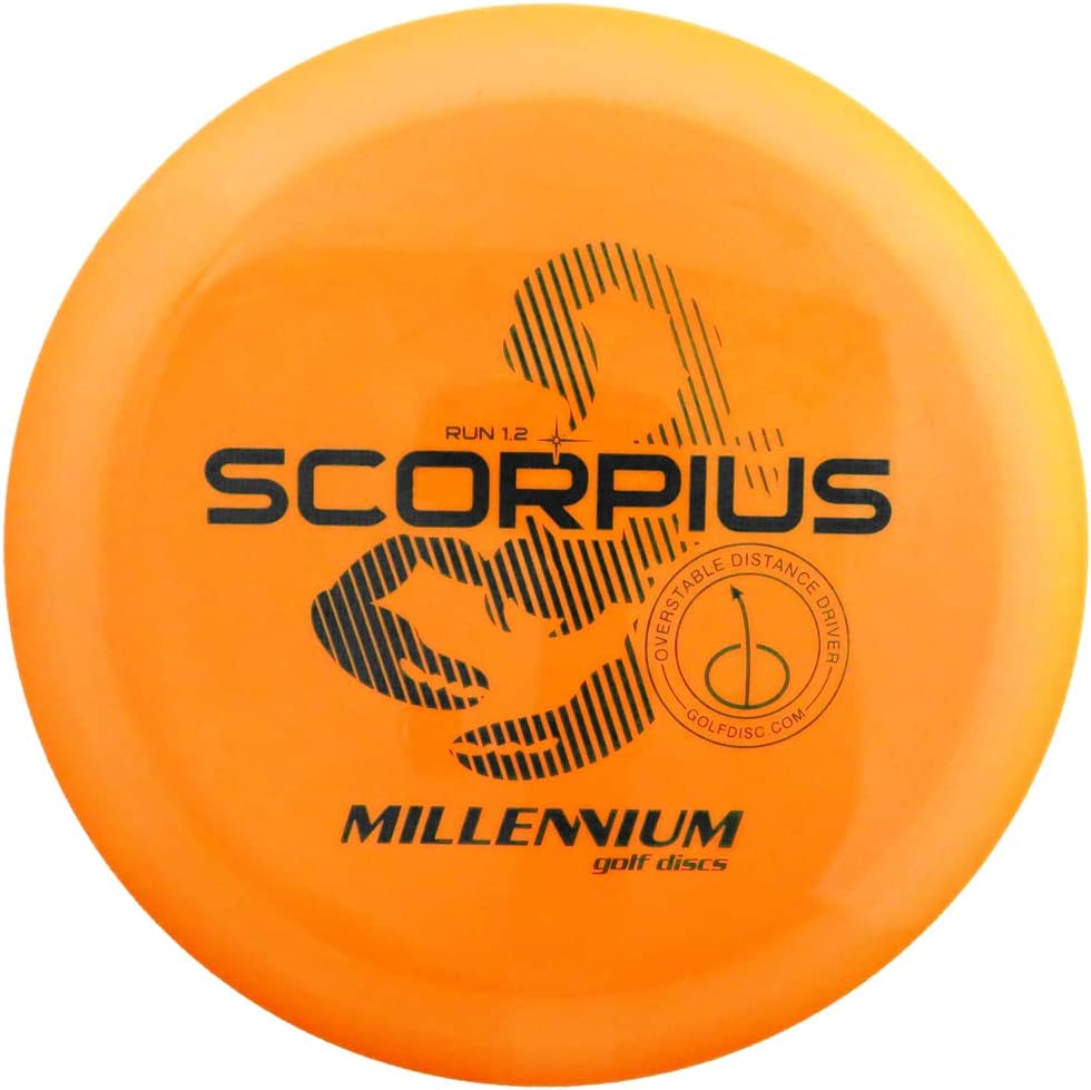 Branded goods Millennium Portland Mall Scorpius Driver Golf May Vary Disc Colors