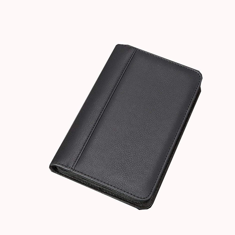 YWHY Notizbuch A6 Multifunktions-Reißverschluss-Notizblock mit Taschenrechner-Notizbuch Flyer-Seitenkonferenz B07KY6D4WJ B07KY6D4WJ B07KY6D4WJ   Viele Stile  347294