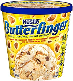 Nestle, Butterfinger Ice Cream, Pint (8 Count)