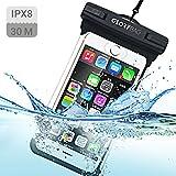 Glorybag - Premium wasserdichte Handyhülle – mit Touch ID Fingerprint – hochwertiges Handycase...