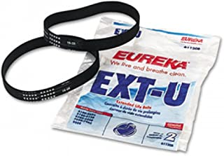 Replacement Belt for Eureka Maxima LiteWeight Upright & Sanitaire Vacuums, 2/PK
