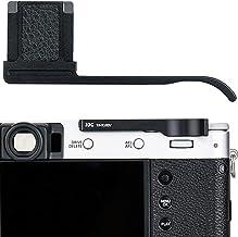 JJC Deluxe Metal Thumb Up Grip for Fujifilm Fuji X100V X100F X-E3 XE3 Thumb Support/Black