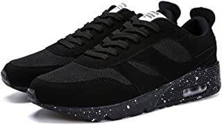 LaBiTi Men's Lightweight Sneakers Casual Walking Shoes Comfortable for Outdoor Travelling Camping Gym Workout