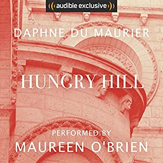 Hungry Hill cover art