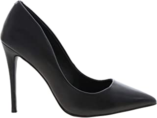 Steve Madden Luxury Fashion Womens DAISIEBLACK Black Pumps | Fall Winter 19