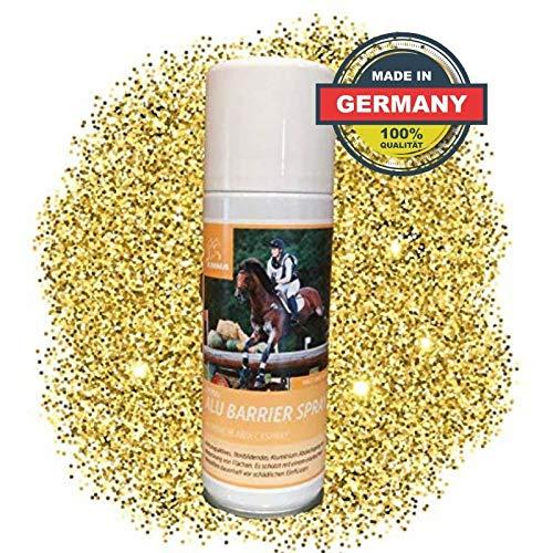 EMMA Spray de Aluminio para Caballos y Perros I Vendaje para heridas en Spray Protección inmediata I Cuidado óptimo de heridas I Transpirable 200 ml
