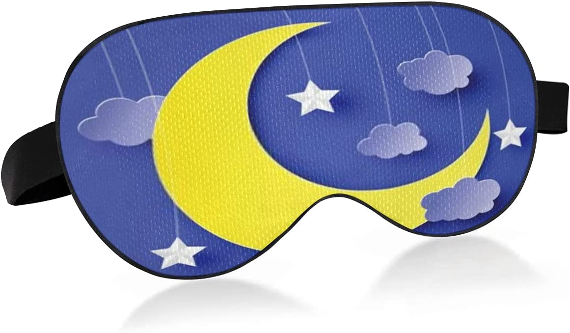 Sleep Mask with Eyes Max 58% OFF That Block Dry Paper 5 popular Relieve Light and