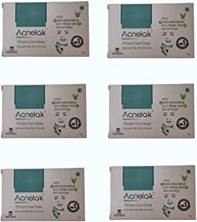 ACNELAK Pimple Care Soap (Pack of 6)