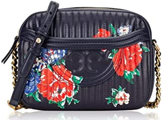 Tory Burch Women's Fleming Soft Printed Camera Bag