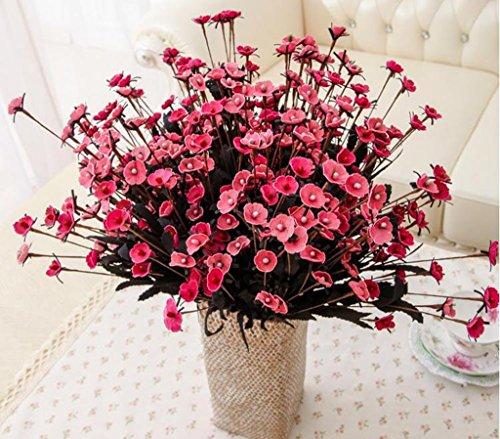Papierblumen Simulation Blume Schaumblume Starry Kunstblumen Rose Freesie
