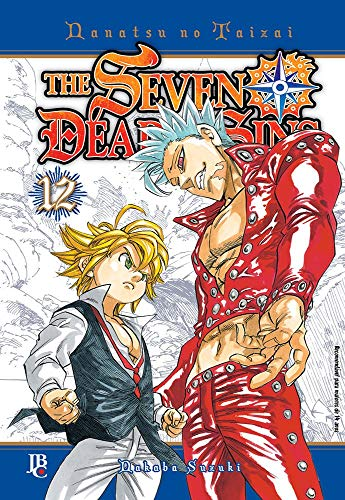 The Seven Deadly Sins - Vol. 12