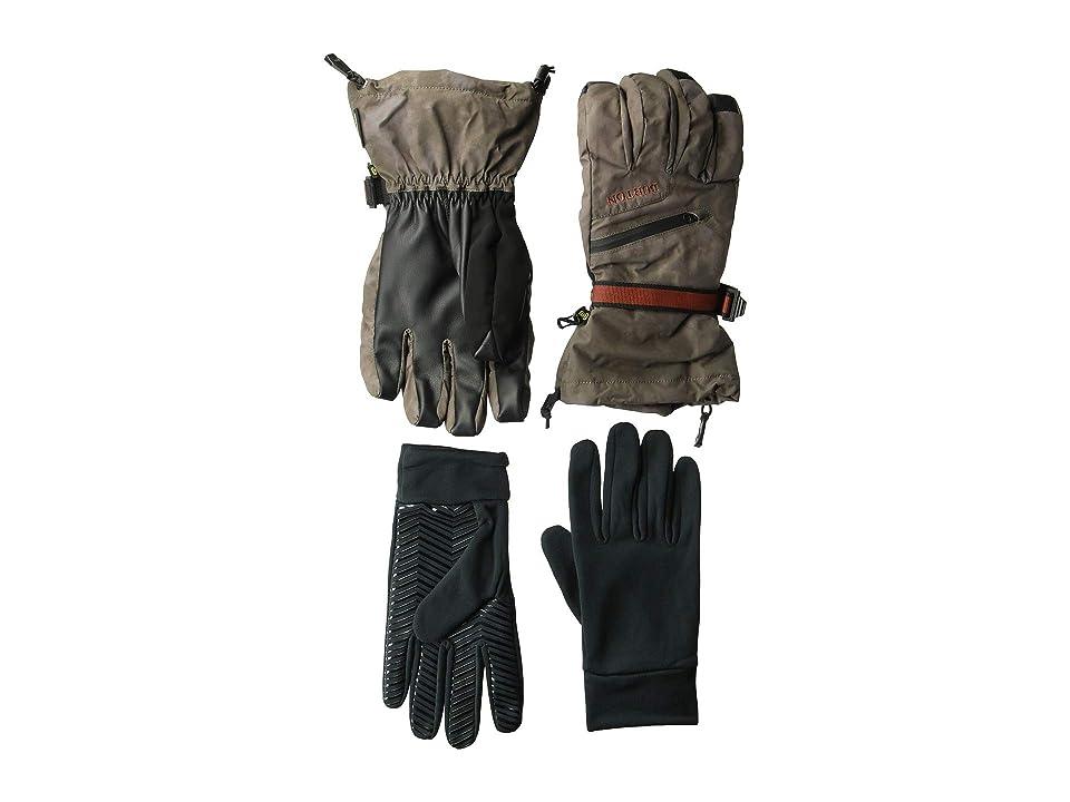Burton GORE-TEX(r) Glove (Cloud Shadows) Snowboard Gloves