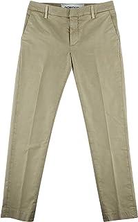 Dondup - Pantalón perfecto para niña, de algodón, color beige YP303