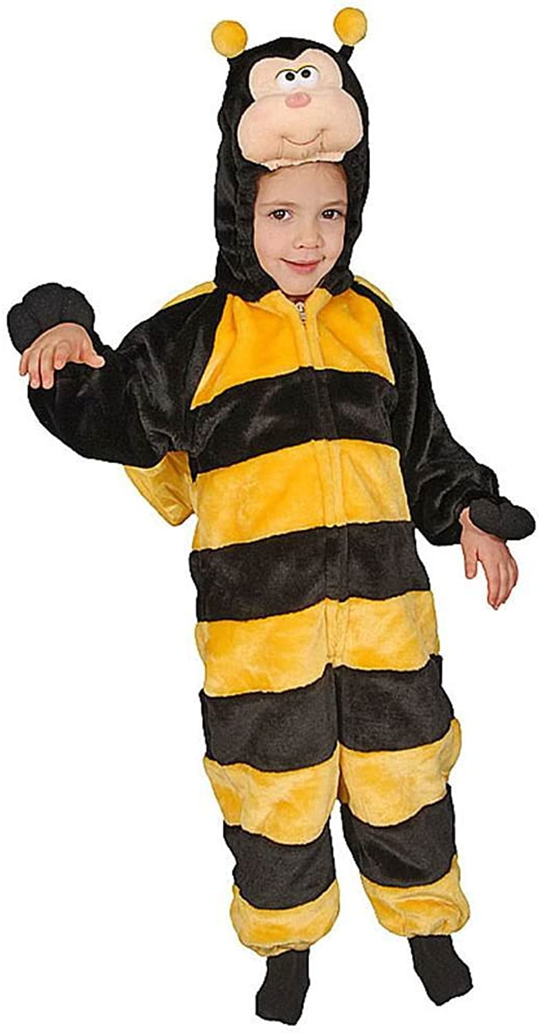 Little Honey Bee Costume Set (cape & jumpsuit also available)