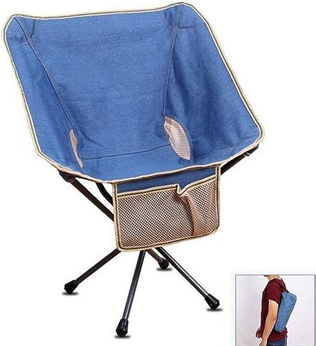 TTYY Moon Chair 4PCS Chaise Pliante Extérieur Intérieur Barbecue Pique-Nique Pêche Camping Croquis Plage