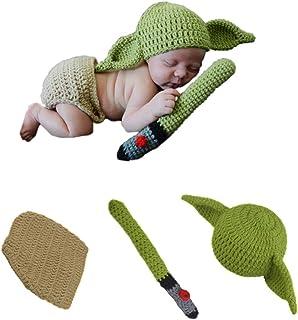 APRILALEX کودک تازه متولد شده نوزاد عکاسی کودک کلاه بافتنی کلاه بافتنی پوشک پوشک دست ساز کلاه لباس لباس کلاه