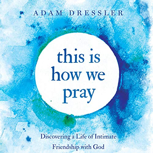 This Is How We Pray audiobook cover art
