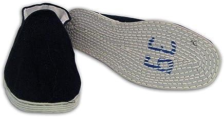 Kung Fu Schuhe – Baumwolle Sohle B00CXBIZM4   | Erste Qualität