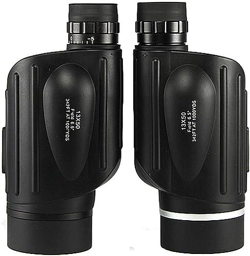 HXZB 13x50 Puissant monoculaire-Bright et Clear Gamme de Vue-Voyage et Sports Observation des Oiseaux télescope intelligentphone-Noir