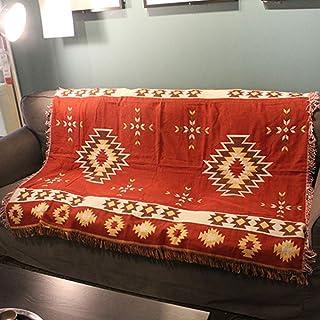 Large union jack couverture décoration maison salon tv fauteuil canapé jeté de lit 125x150cm.
