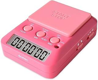 DRETEC digital timer time up 2 T-587PK2 (Pink)