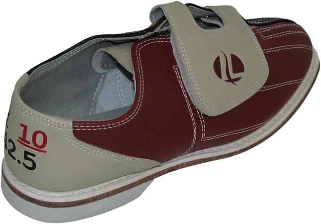 Hook and Loop Mens Glow TCRGV Cobra Rental Bowling Shoes