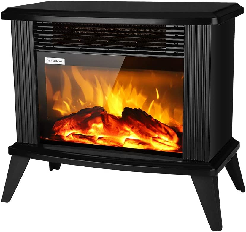 ZOKOP Import American Standard FEJ-16C Mechani 1500w Fireplace Indianapolis Mall Vertical