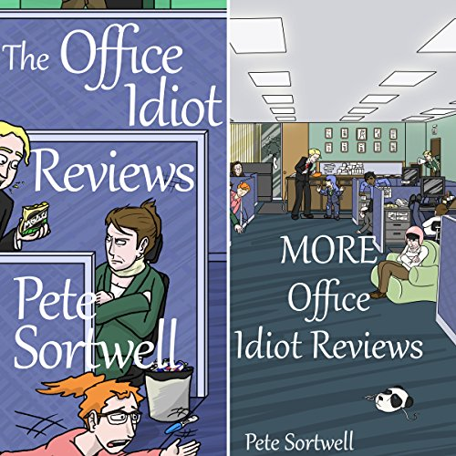 Double Office Idiot audiobook cover art
