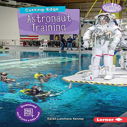 Cutting-Edge Astronaut Training cover art
